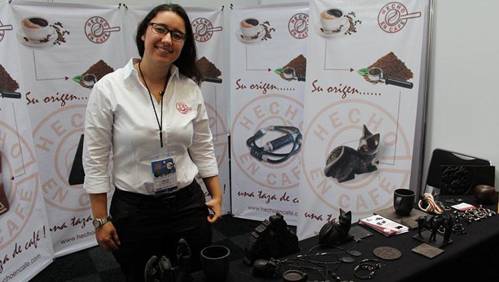 Quindianos le apuestan a producción de pisos en cerámica con borra de café