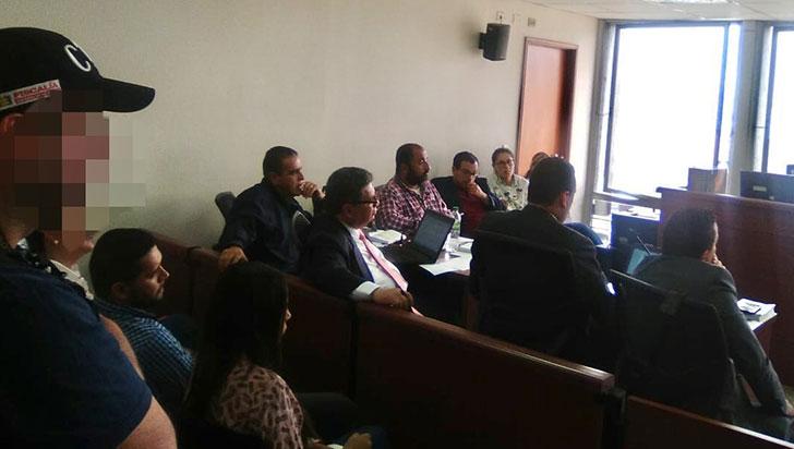 En caso Ánuar Oyola, imputación de cargos avanza lentamente