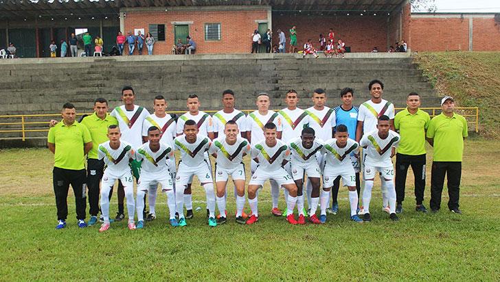 En nacional de fútbol sub-21, Quindío se despidió sin puntos