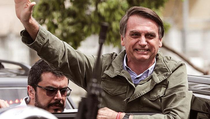 La ultraderecha gobernará Brasil: Jaír Bolsonaro ganó con el 55% de los votos