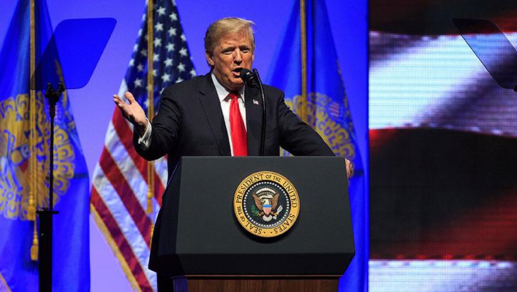 Trump quiere abolir derecho a ciudadanía para hijos de inmigrantes nacidos en EE.UU.