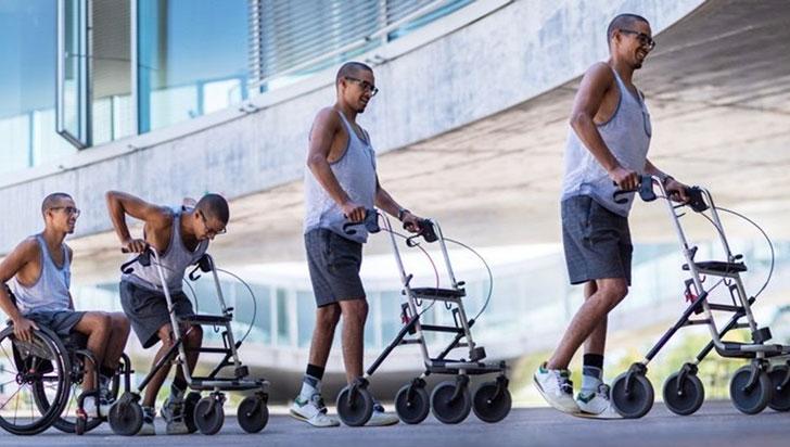 Tres parapléjicos recuperan el movimiento gracias a técnica que imita señales del cerebro