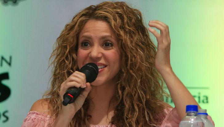 Shakira pidió más presupuesto para educación y ayudar a niños venezolanos