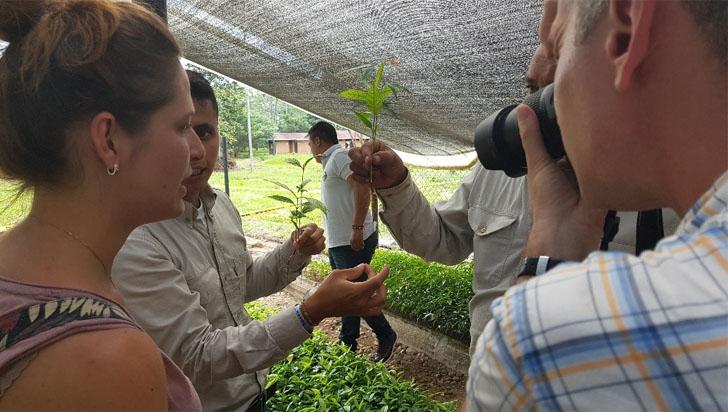 UE y Hungría presentarán programa para la conservación de Amazonía colombiana