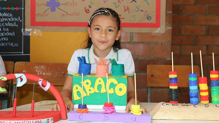 Sarey Sofía,  única representante del Quindío en Superate 2.0
