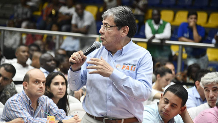 Colombia envía nota de protesta a Venezuela por nueva violación territorial