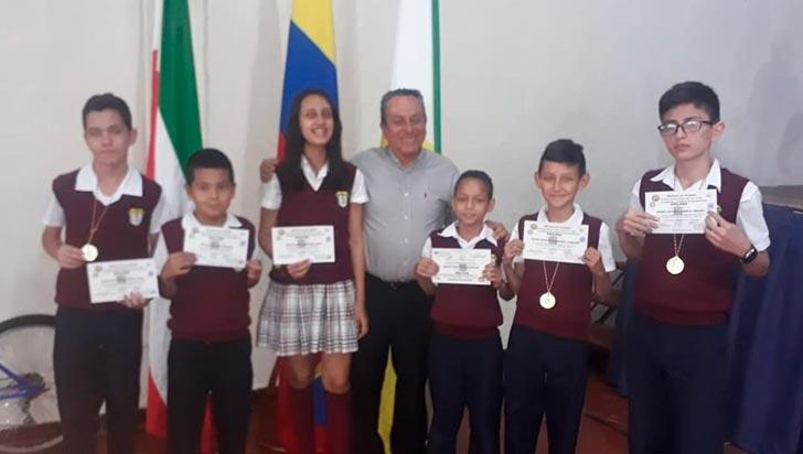 Colegio Santa Teresa de Jesús brilló en Olimpiadas Matemáticas en 2018