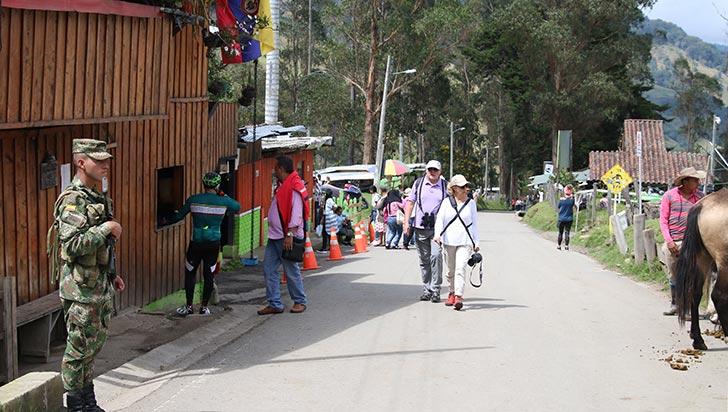 Empresarios fueron capacitados para aportar a un turismo seguro