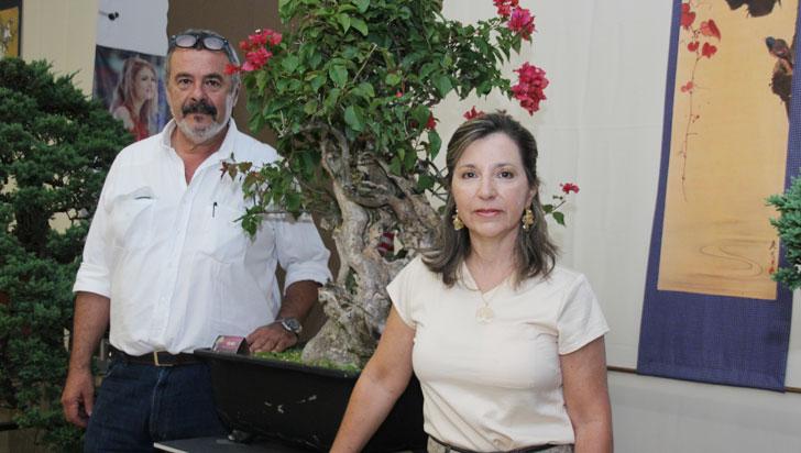 Pablo Filgueira, paisajista dedicado al arte bonsái
