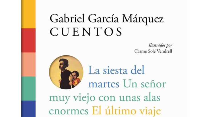 Seis cuentos de Gabriel García Márquez se reúnen en un volumen ilustrado