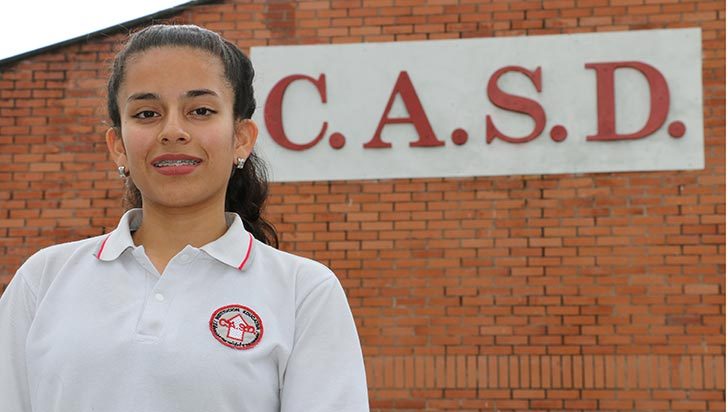 Valentina Alejo Rincón, mejor Saber 11 del Quindío