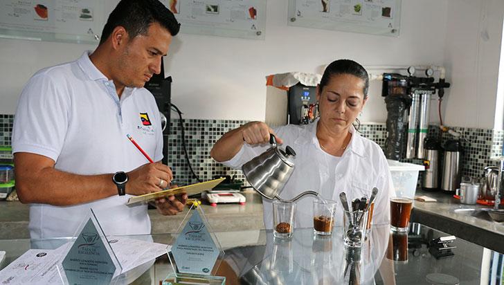Japón y Corea se llevaron el café quindiano en subasta internacional