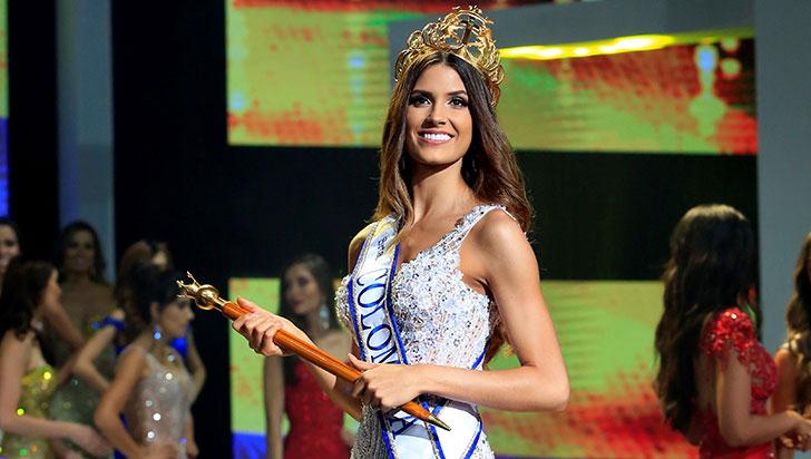 La vallecaucana Gabriela Tafur Nader fue elegida como señorita Colombia 2019