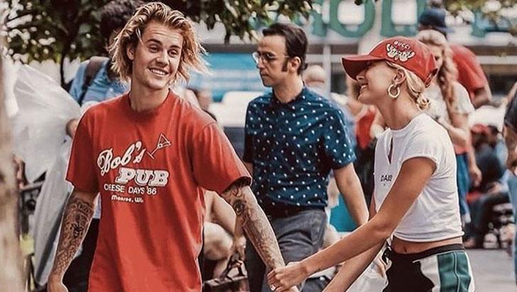 Pese a haberlo desmentido antes, Justin Bieber y Hailey Baldwin confirman estar casados