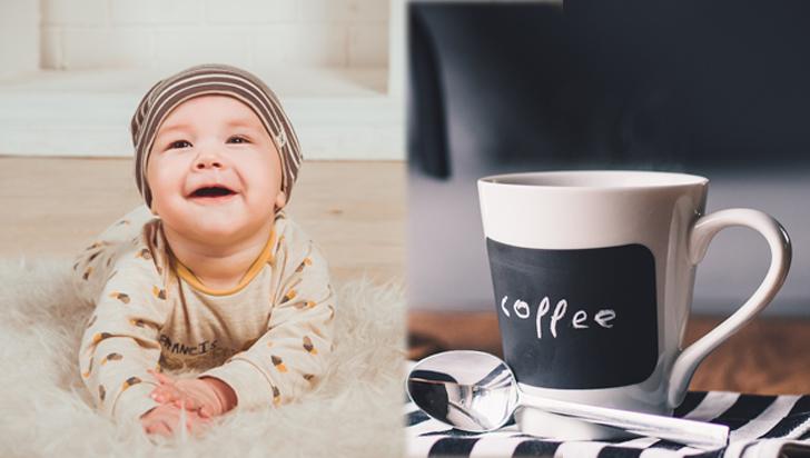Consumir cafeína durante el embarazo puede hacer que bebes nazcan con bajo peso