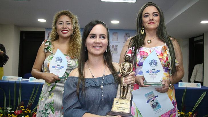 Laura Melissa Márquez es la Mujer Comfenalco 2018 – 2019