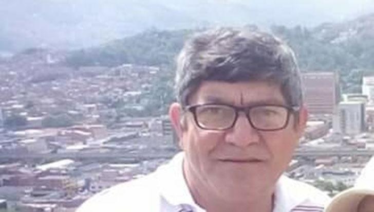 Fernando Correa Londoño, la víctima del accidente en vía a La Tebaida