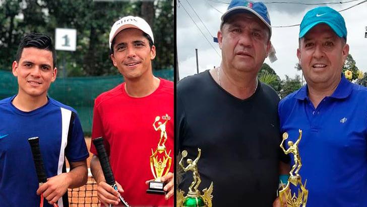 Ranking Academia Agassi definió ganadores  en categorías 3 y 4