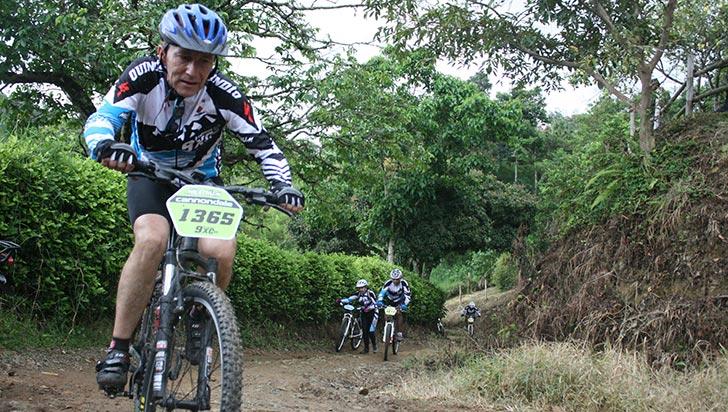 Ciclo travesía 'Tierra de Luz' se realiza este domingo en Quimbaya