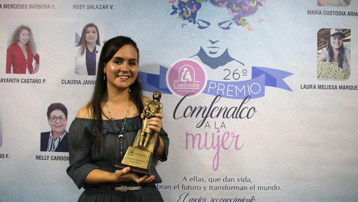 """""""En el campo sí se puede soñar"""": Laura Melissa Márquez"""