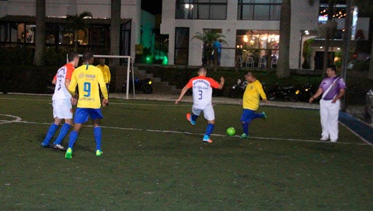 Listas las llaves de cuartos de  final de la I Copa Fútbol de Salón