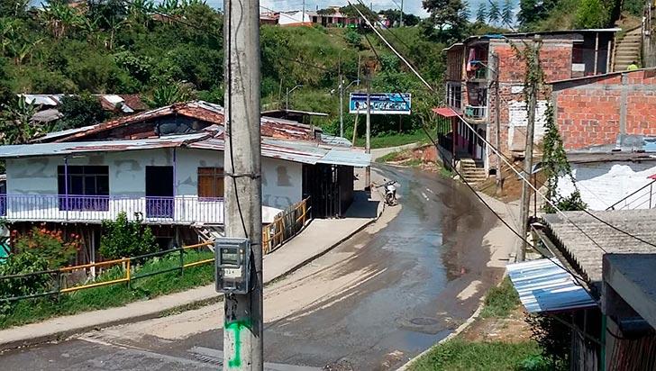 Con arma de fuego asesinaron a un menor de edad en Quimbaya