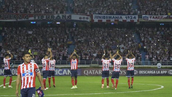 De local, Junior buscará amplia ventaja en final de Suramericana