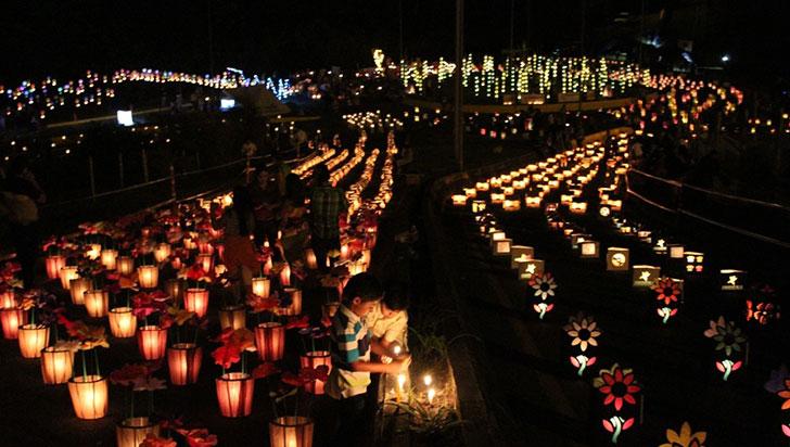 Festival de Estrellas y Faroles brillará el 7 de diciembre con más de 8.000 ejemplares