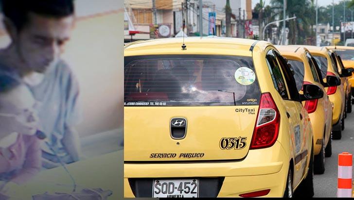 Hombre que robó al menos siete taxistas, condenado a más de siete años de prisión
