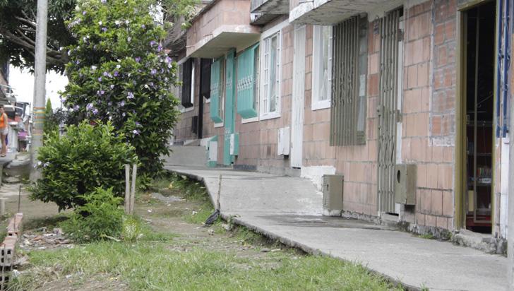 Policía y delincuentes se  enfrentaron en  La Tebaida