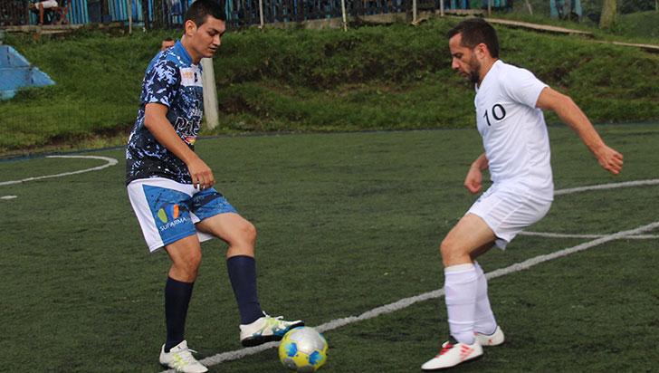 I Copa Fútbol de Salón tiene listos a sus cuatro equipos finalistas