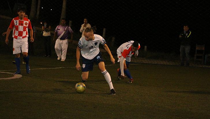 Este sábado la I Copa Fútbol de Salón confirmará los elencos finalistas