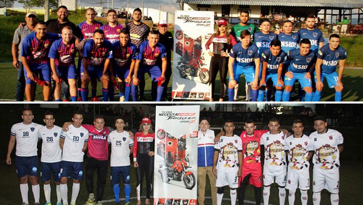 Mas Publicidad e Inside disputarán la final de la I Copa Fútbol de Salón