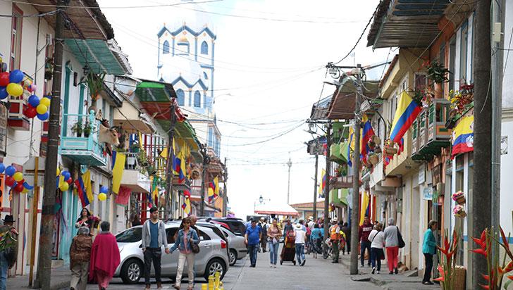 Una calle con personalidad turística y patrimonial