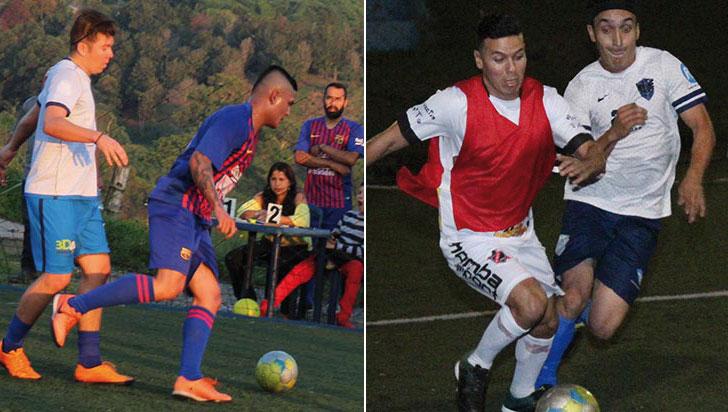 Este sábado, Inside y Mas Publicidad van por el título de I Copa Fútbol de Salón