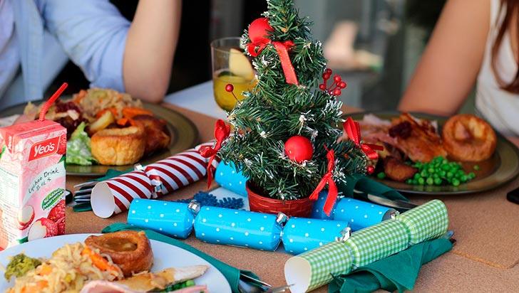 Siete datos curiosos para compartir con sus seres queridos durante la cena navideña