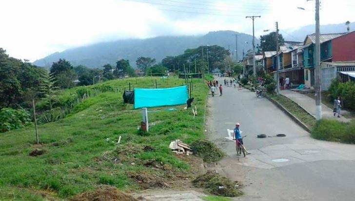 Con arma blanca fue asesinado joven de 25 años en el barrio Llanitos Piloto de Calarcá