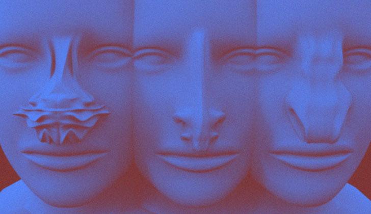 Los tres tipos de nariz que desarrollaríamos los humanos si colonizamos Marte