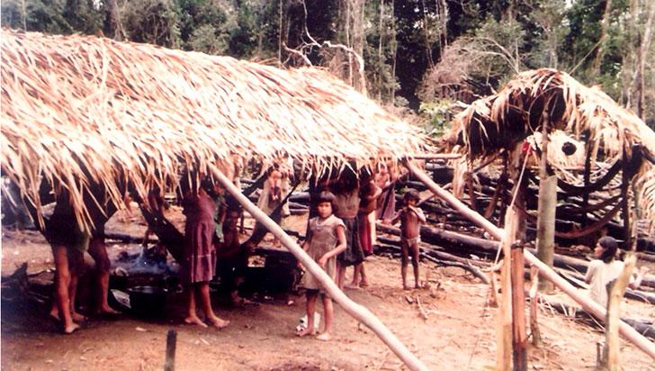 Nukak Makú, un pueblo nómada que hoy agoniza por nuestro desconocimiento