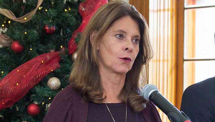 """""""Comprometámonos a construir entre todos la mejor versión de Colombia"""": Vicepresidenta"""