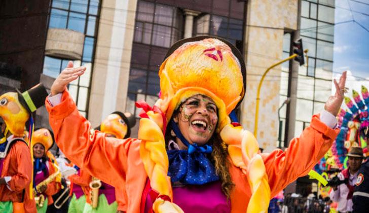 Prográmese: Esta es la programación oficial del carnaval de negros y blancos 2019