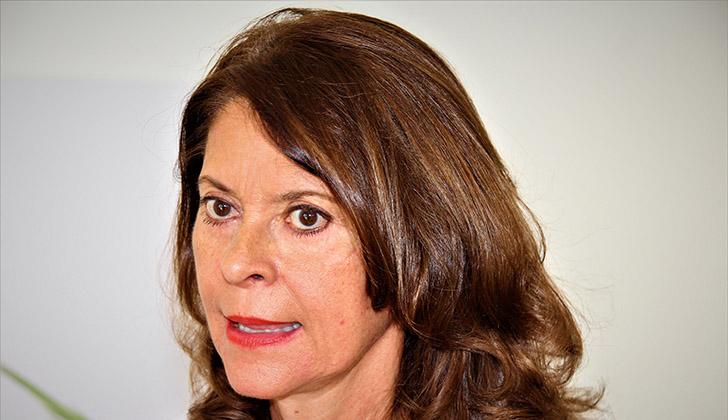 Marta Lucía Ramírez representará a Duque en investidura de Bolsonaro
