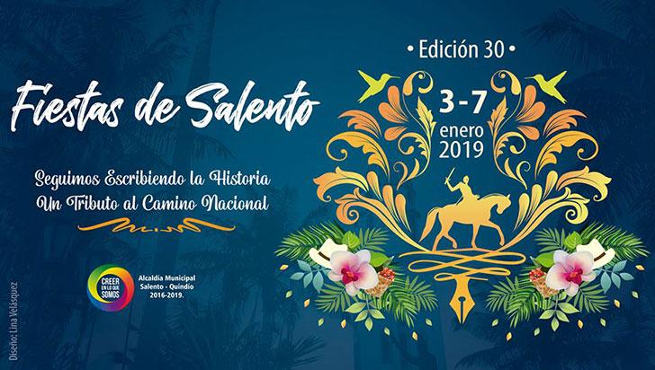 Fiestas de Salento 2019: Esta es la programación oficial