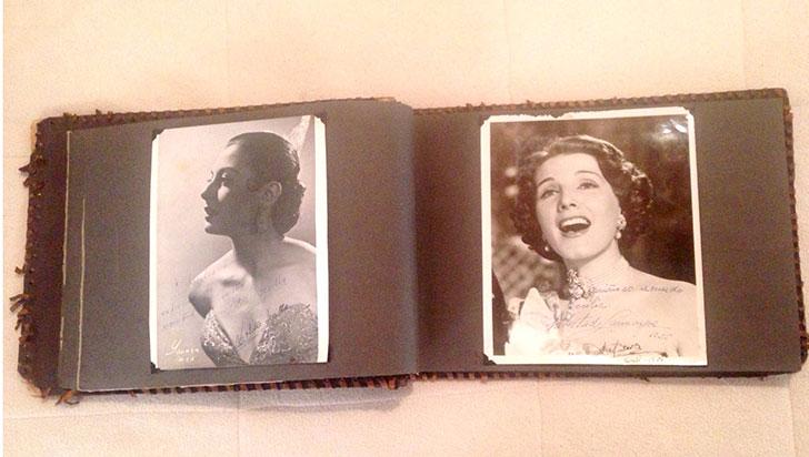 El álbum fotográfico de familia, un historial de vida