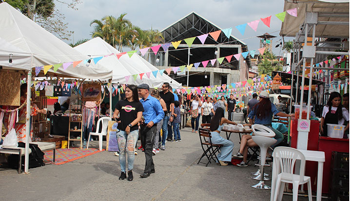 Circasia Festival busca atraer turistas al municipio