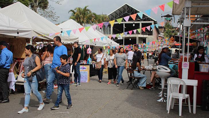 Con barismo, finaliza el Circasia Festival