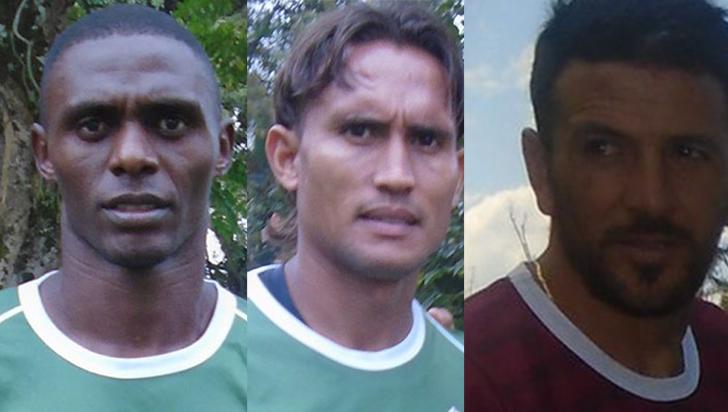 Efraín, Aníbal y Henry, nuevos referentes de jerarquía en Deportes Quindío