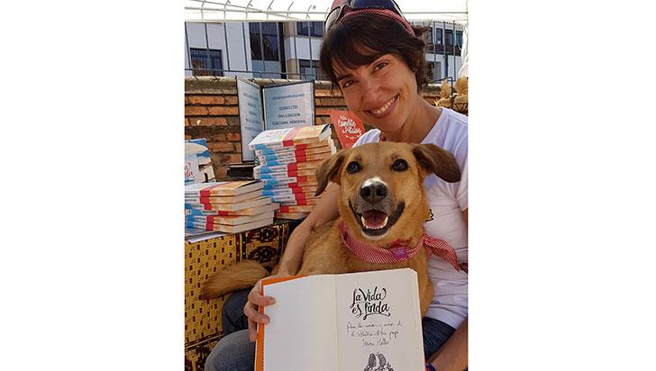 Linda, la voz en los libros de Yamila Fakhouri