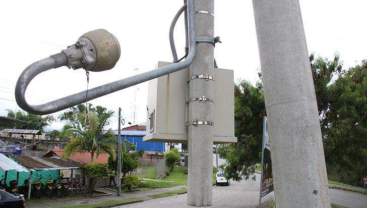 EGC Colombia, la encargada del mantenimiento de  396 cámaras de seguridad