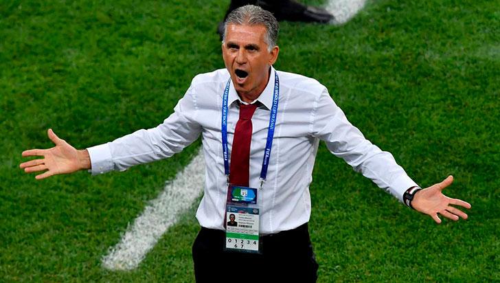Queiroz sería anunciado como DT de la selección Colombia